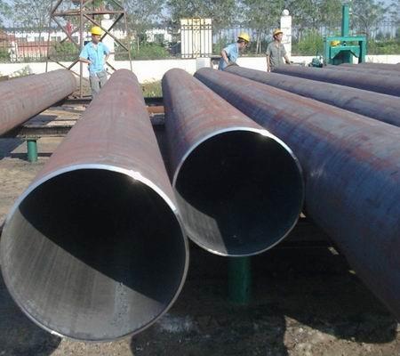 Thép ống hàn Phi 273