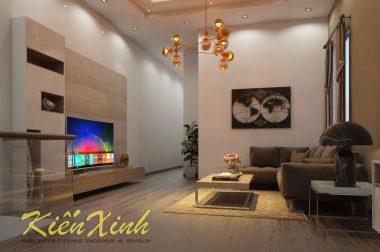 NT01 – Thiết kế nội thất Gia Lai – đường Phan Đình Phùng TP. Pleiku