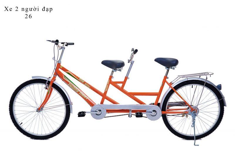 Xe hai người đạp