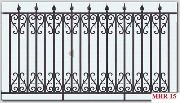 Hàng Rào Nhôm Đúc - Sắt Mỹ Thuật