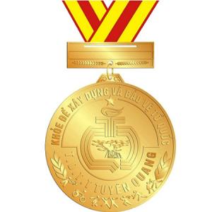Quà tặng huy chương