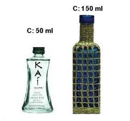 Chai thủy tinh xuất khẩu
