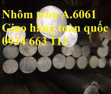 Nhôm Tròn Đặc A6061