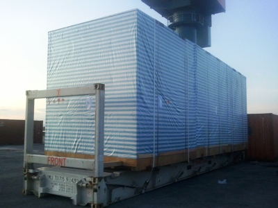 Dịch Vụ Vận Chuyển Container