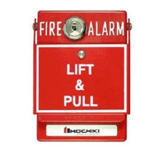 DCP-AMS-KL-LP Nút kéo báo cháy địa chỉ