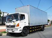 Cho thuê xe tải ở Hồ Chí Minh