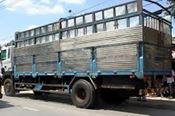 Cho thuê xe tải chở hàng siêu trường siêu trọng