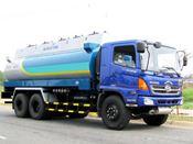 Cho thuê xe tải tại Thái Bình