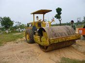 Cho thuê xe lu cuốc ủi ở Đồng Nai