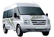 Cho thuê xe du lịch quận Tân Phú