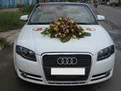 Cho thuê xe cưới vip Audi A4 chỗ