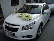 Cho thuê xe cưới Chevrolet
