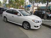 Cho thuê xe cưới Hyundai Avante