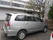 Cho thuê xe tự lái Toyota inova