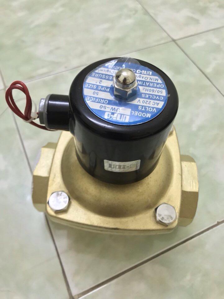 Van điện từ điện 220V DN15-DN50