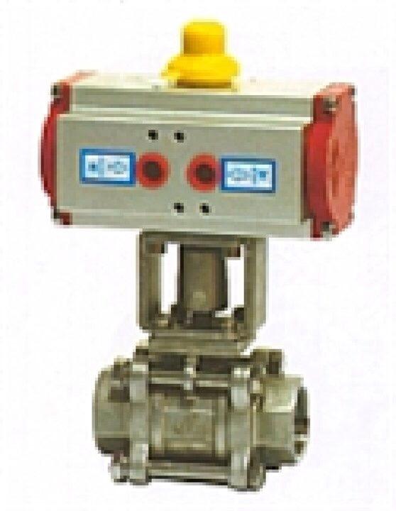 Van điều tiết khí nén DN15-DN300