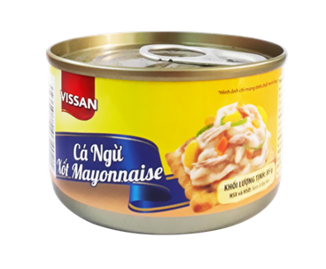 Cá ngừ xốt mayonnaise