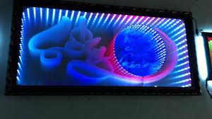 Tranh led 3D