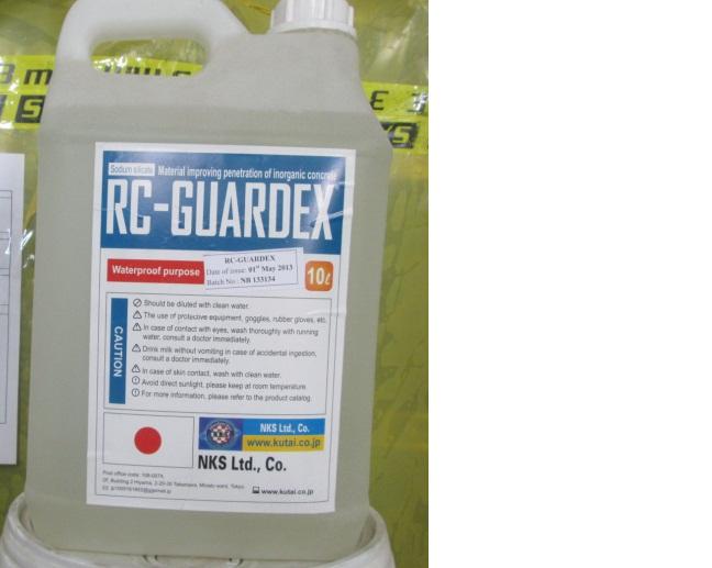 GUADRDEX - Vật liệu thẩm thấu vô cơ