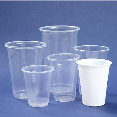 Ly nhựa dùng 1 lần