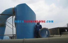 Bồn nhựa Composite FRP xử lý chất thải công nghiệp