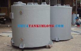 Bồn nhựa Composite FRP chứa hóa chất