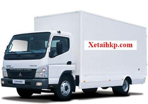 Xe tải Mitsubishi 3.5 tấn