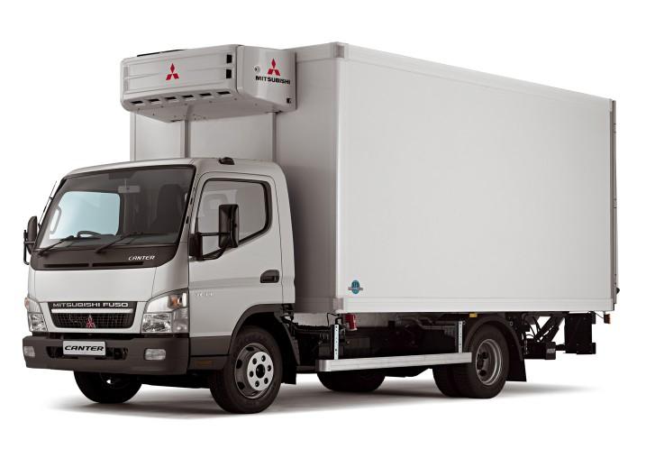 Xe tải Mitsubishi 1T9 Fuso Canter