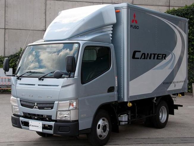 Xe tải Mitsubishi 4.5 tấn