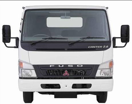 Xe tải Mitsubishi 3t5 Fuso Canter