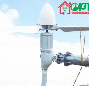 Tư vấn lắp đặt hệ thống điện gió