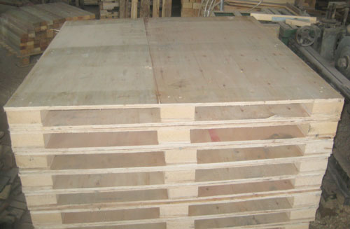 Pallet ép gỗ