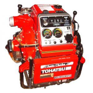 Bơm chữa cháy Tohatsu
