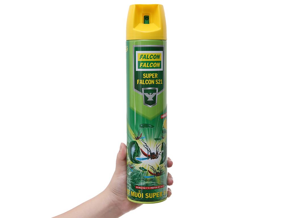 Xịt muỗi chai Falcon