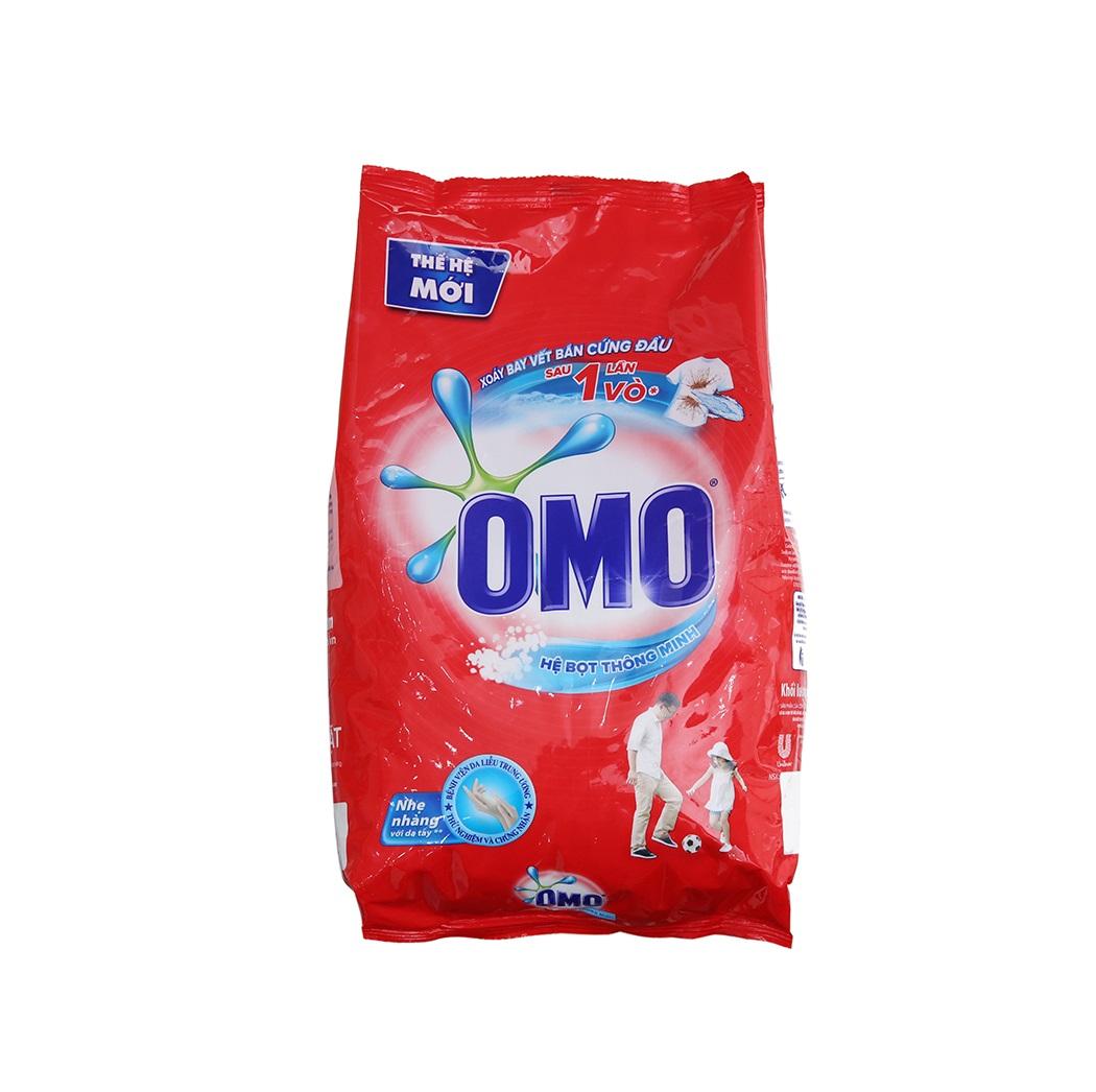 Bột giặt Omo