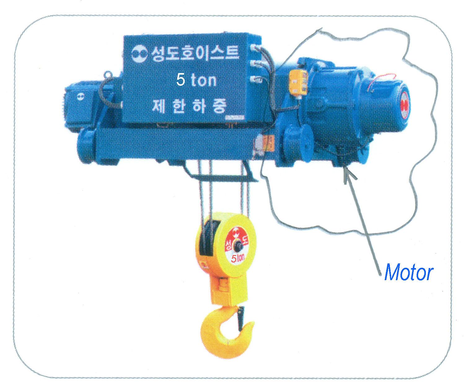 Motor Nâng Palang
