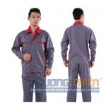 Quần áo bảo hộ kỹ sư phối màu