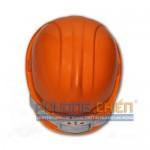 Mũ bảo hộ lao động 3M màu cam