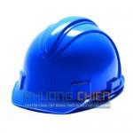 Mũ bảo hộ lao động 3M màu xanh