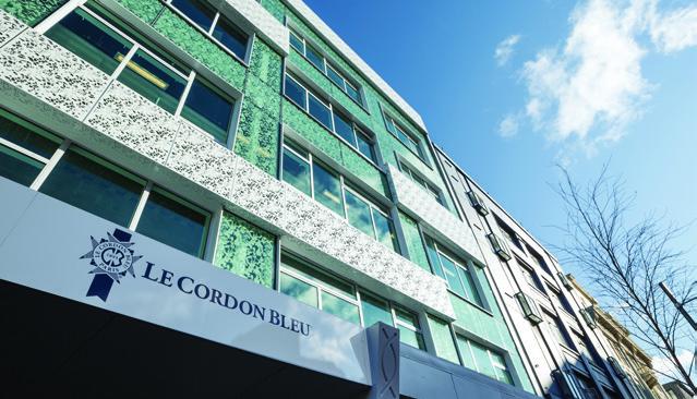 Học bổng LE CORDON BLEU