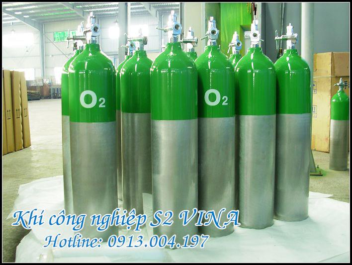 Khí Oxygen (o2)