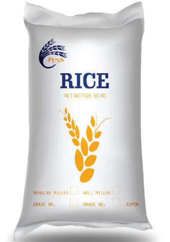 Bao PP dệt đựng gạo