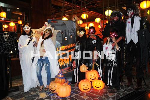 Tổ chức Halloween chuyên nghiệp