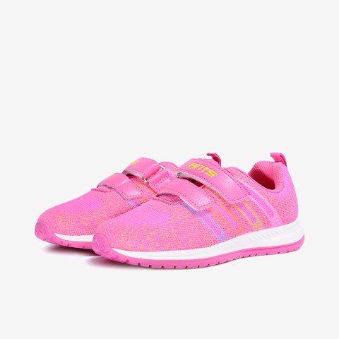 Giày thể thao lười dệt bé gái