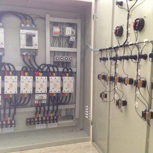 Tủ điều khiển LS 2 cấp