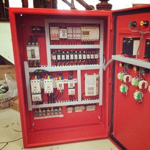 Tủ điều khiển Schneider 1 cấp