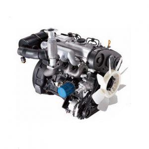 Động cơ Hyundai Diesel D4BF