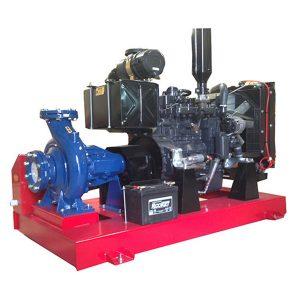 Máy bơm Iveco N45 - 145kW