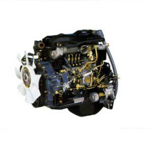 Động cơ Hyundai Diesel D4DA