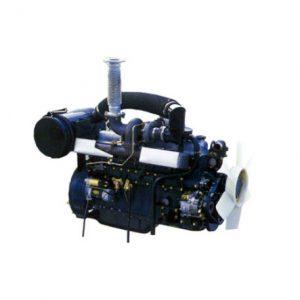 Động cơ Hyundai Diesel D6BT